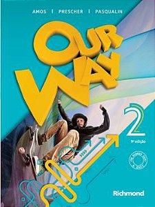 Our Way 2 (9ª edição) Livro do Aluno + Reader Swallow Valley