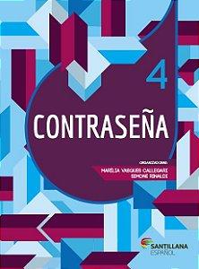 Contraseña - Libro del Alumno 4 + Libro digital interactivo