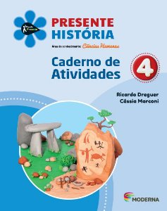 Presente - História - 4º ano - Caderno de Atividades - 5ª edição