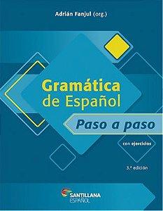 Gramática de Español Paso a Paso – 3.a edición