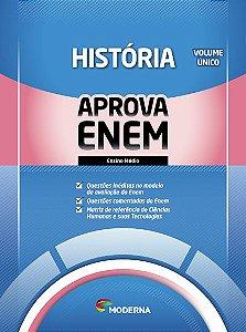 Caderno Aprova Enem - História