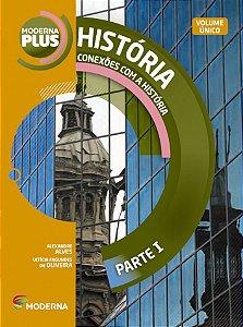 Moderna Plus História - Volume único