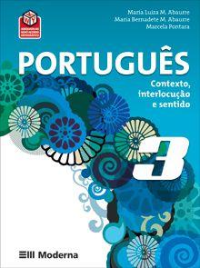 Português: Contexto, interlocução e sentido - Volume 3