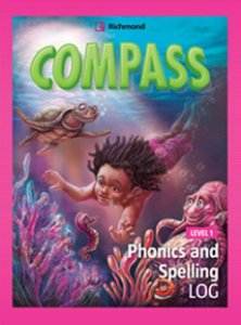 COMPASS 1 PHONICS AND SPELLING LOG