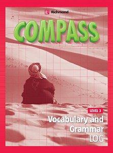 COMPASS 3 VOCABULARY & GRAMMAR LOG