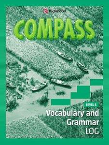 COMPASS 5 VOCABULARY & GRAMMAR LOG