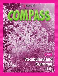 COMPASS 1 VOCABULARY & GRAMMAR LOG