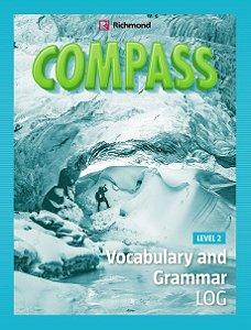 COMPASS 2 VOCABULARY AND GRAMMAR LOG