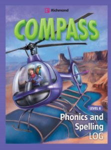 COMPASS LEVEL 6 PHONICS AND SPELLING