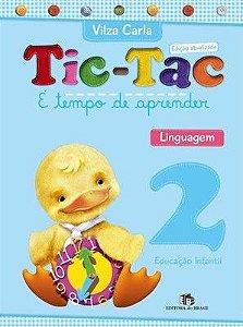 TIC -TAC - É TEMPO DE APRENDER - LINGUAGEM 2