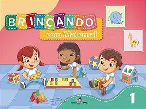 BRINCANDO COM  MATERNAL 1