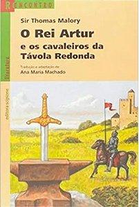 O REI ARTHUR E OS CAV. DA TAVOLA -COL. REENCONTRO