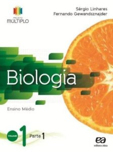 Projeto Multiplo - Biologia - Vol. 1 - Ensino Médio