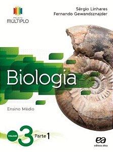 Projeto Multiplo - Biologia - Vol. 3 - Ensino Médio