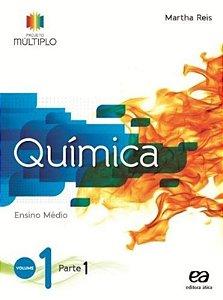 Projeto Múltiplo - Química - Vol. 1 - Ensino Médio