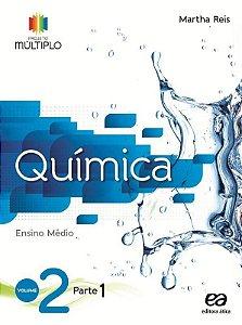 Projeto Múltiplo - Química - Vol. 2 - Ensino Médio