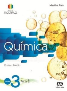 Projeto Múltiplo - Química - Vol. 3 - Ensino Médio