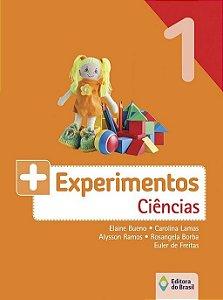 MAIS  EXPERIMENTOS CIENCIAS - 1 ANO