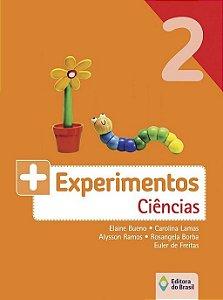 MAIS  EXPERIMENTOS CIENCIAS - 2 ANO