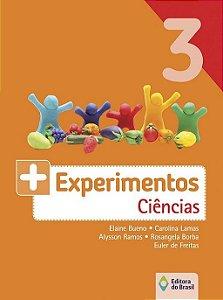 MAIS  EXPERIMENTOS CIENCIAS - 3 ANO