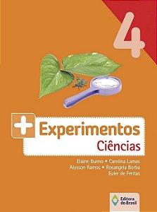 MAIS  EXPERIMENTOS CIENCIAS - 4 ANO