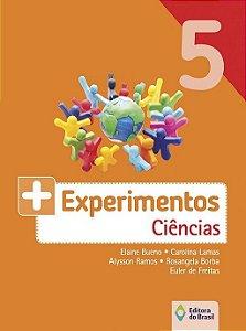 MAIS  EXPERIMENTOS CIENCIAS - 5 ANO