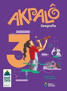 AKPALÔ GEOGRAFIA - 3º ANO