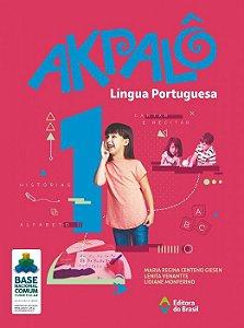 AKPALÔ LÍNGUA PORTUGUESA - 1º ANO
