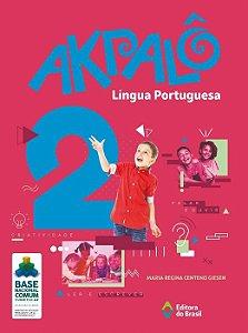 AKPALÔ LÍNGUA PORTUGUESA - 2º ANO