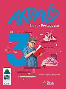 AKPALÔ LÍNGUA PORTUGUESA - 3º ANO