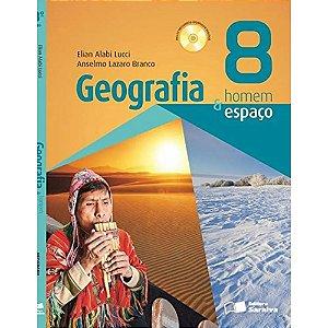 Geografia Homem & Espaço - 8º Ano
