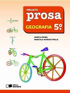 Projeto Prosa - Geografia - 5ª Ano