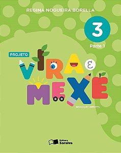 Projeto Vira e Mexe - Integrado - Vol. 3