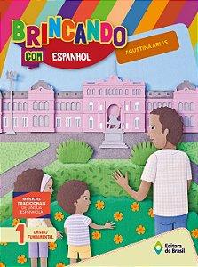 BRINCANDO COM ESPANHOL  - 1 ANO