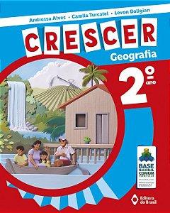 CRESCER GEOGRAFIA - 2 ANO