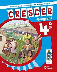 CRESCER GEOGRAFIA - 4 ANO