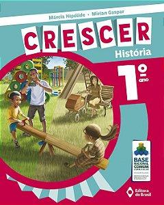 CRESCER HISTORIA - 1 ANO