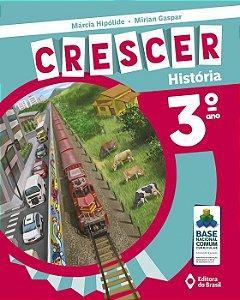 CRESCER HISTORIA - 3 ANO