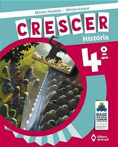 CRESCER HISTORIA - 4 ANO
