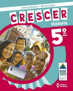 CRESCER HISTORIA - 5 ANO