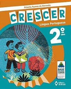 CRESCER LÍNGUA PORTUGUESA - 2 ANO