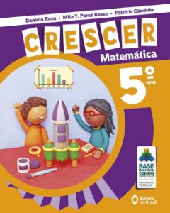 CRESCER MATEMATICA - 5 ANO