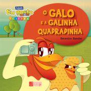 O GALO E A GALINHA QUADRADINHA