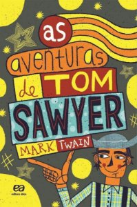 As Aventuras De Tom Sawyer - Col. Eu Leio