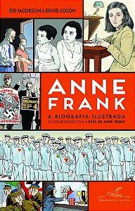 Anne Frank ― A biografia ilustrada  HQ