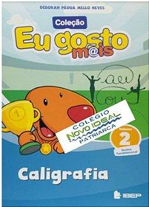 COLÉGIO NOVO IDEAL - CALIGRAFIA 2