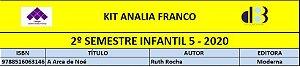 KIT ANALIA FRANCO - 5 INFANTIL 2º SEMESTRE 2020