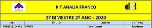 KIT ANALIA FRANCO - 2º ANO - 2º BIMESTRE 2020