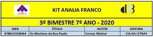 KIT ANALIA FRANCO - 7º ANO - 3º BIMESTRE 2020