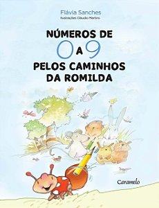Números de 0 a 9 nos caminhos de Romilda